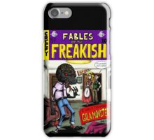 Fables of the Freakish iPhone Case/Skin