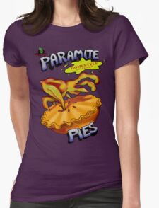 Oddworld Paramite Pie Womens Fitted T-Shirt