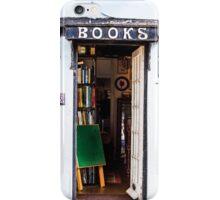 Bookshop in Knaresborough iPhone Case/Skin