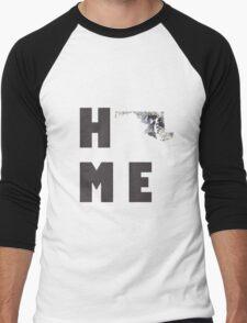 "Maryland ""HOME"" Men's Baseball ¾ T-Shirt"