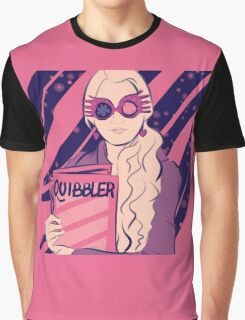 Luna Lovegood Graphic T-Shirt