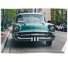 1957 Chevrolet Sedan  Poster