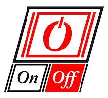 Switch off power symbol by Style-O-Mat