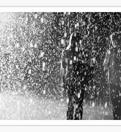 rainfall of love Sticker