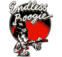 Endless Boogie Photographic Print