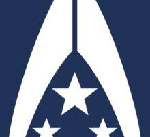 Mass Effect: Systems Alliance Dark Blue Sticker