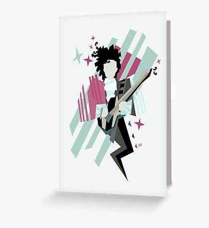 Ghost of the prince Greeting Card