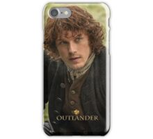 Outlander/Jamie Fraser  iPhone Case/Skin