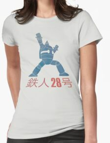 Tetsujin 28-go! Womens Fitted T-Shirt