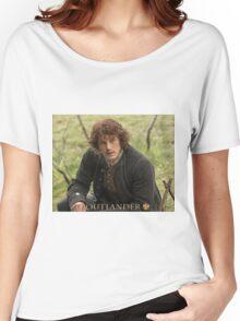 Outlander/Jamie Fraser  Women's Relaxed Fit T-Shirt