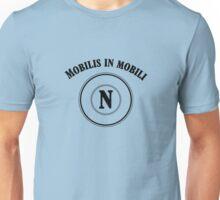 Mobilis in Mobili - Captain Nemo - Nautilus Unisex T-Shirt