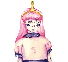 Princess Bubblegum  by Ellis Tolsma
