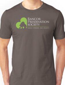 Rancor Preservation Society - Brown Unisex T-Shirt