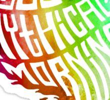 Multicolored GMM Sticker