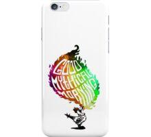 Multicolored GMM iPhone Case/Skin