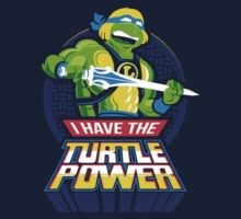 TURTLE POWER by CaptainTrips