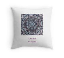 Create Throw Pillow