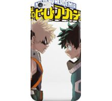 My Hero Academia - Bakugo and Izuku iPhone Case/Skin