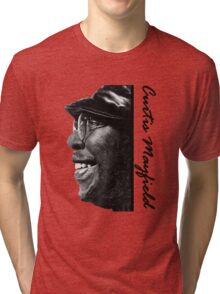Curtis Mayfield  Tri-blend T-Shirt