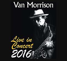 VAN MORRISON live concert 2016 Unisex T-Shirt
