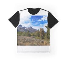 Grand Teton National Park Graphic T-Shirt