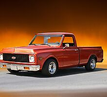 1971 Chevrolet C10 Pickup Truck by DaveKoontz