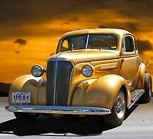 1937 Chevrolet Coupe by DaveKoontz