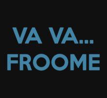 Va Va Froome Kids Tee