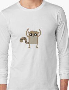 Regular Cute: Rigby Long Sleeve T-Shirt