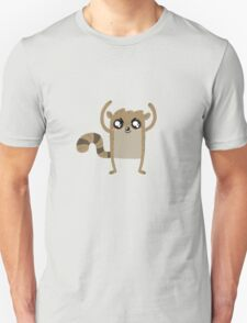 Regular Cute: Rigby Unisex T-Shirt