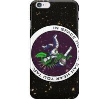 Jiu-Jitsu - Alien Vs Astronaut iPhone Case/Skin