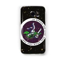 Jiu-Jitsu - Alien Vs Astronaut Samsung Galaxy Case/Skin