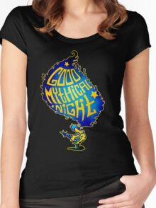 GMN - Good Mythical Night Women's Fitted Scoop T-Shirt
