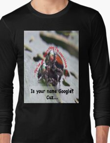 Is your name Google? Long Sleeve T-Shirt