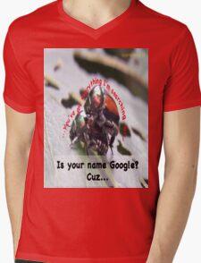 Is your name Google? Mens V-Neck T-Shirt