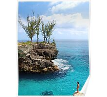 A Place for Cliff Diving Poster