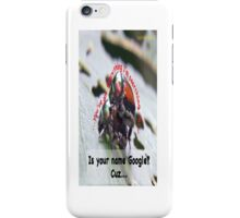 Is your name Google? iPhone Case/Skin