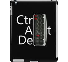 CtrlAltDel iPad Case/Skin