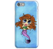 Chibi Mermaid iPhone Case/Skin