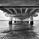 Under the Boardwalk  by John  Kapusta