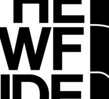 The Nawf Side Sticker