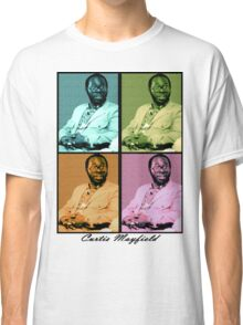 Curtis Mayfield Quatro Classic T-Shirt