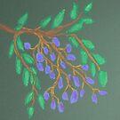 Flowering Branch by George Hunter
