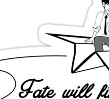 Paperman - Fate will find its way Sticker