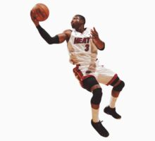 Dwayne Wade Sticker by JaviAir