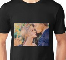 The Great Gatsby Drawing Unisex T-Shirt