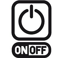 On off switch off power by Style-O-Mat