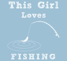 This girl loves fishing by Stock Image Folio