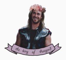 Thor, the king of ASSgard T-Shirt