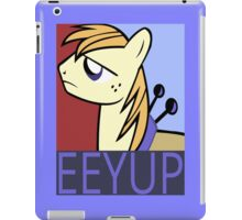Eeyup Design iPad Case/Skin